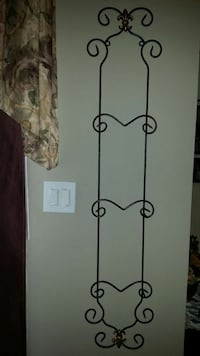 Beautiful Wrought Iron decorative Plate Holder  Oshawa, L1K 0P3