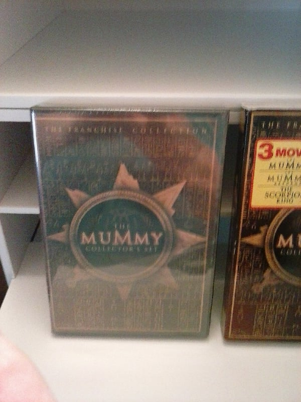 The Mummy Collector's Set in Germantown 5998514f-f4f9-435d-aa9b-ac2e0c65c60a