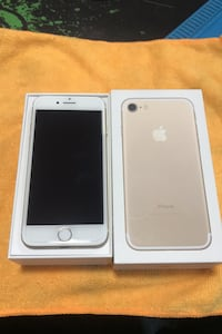 18 Günlük IPhone 7 32GB GOLD