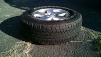 Jeep 5 tires and wheels Front Royal, 22630