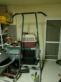 gray and black exercise equipment Cape Coral, 33991