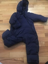 Columbia and Lands End Snowsuits 12-18 Mos Fairfax, 22033