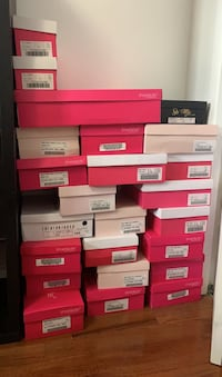 24 pairs of NEW shoes/boots $450 - moving sale or Best Offer Toronto, M1W 2E3