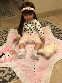 Big size baby doll Mississauga, L5N