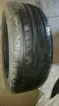 4 tires Bradford West Gwillimbury, L3Z 0K8