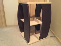 A great CD rack. Nice and compact. Can fit in so many places. Tacoma, 98465