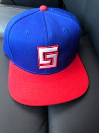 Crooks and Castles Woven SnapBack Greco. BNWT Vancouver, V5S 4Y1