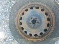 Steel Wheel and Tire Mount Airy, 21771