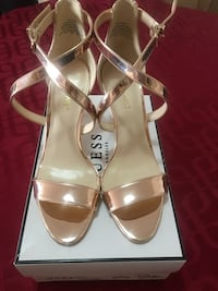 Nine West Rose Gold New Size 7.5 beautiful  Mississauga, L5R 3E5