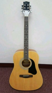 Silvertone Acoustic Guitar model  SD3000PKN Halethorpe, 21227