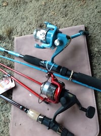 2fishing rods Orangeville, L9W 2E6