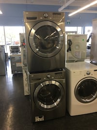 Warranty and Delivery - Washer/Dryer Toronto, M3J 3K7
