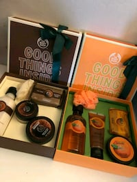 Brand New The Body Shop Gift Sets Toronto, M2R 2C4
