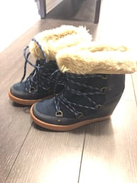 ALDO platform winter/fall booties