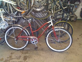 STOLEN BIKE : supercycle cruiser
