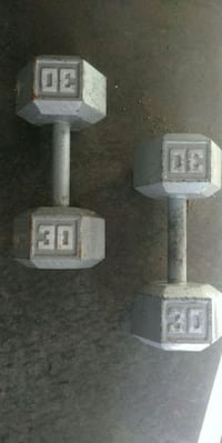 Pair of Dumbbells 521 km