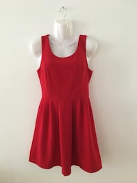 Red Cocktail Dress, Perfect For Valentine Day Ottawa, K1N