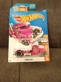 Turbine Time HotWheels Car 147/250 Charleston, 29414