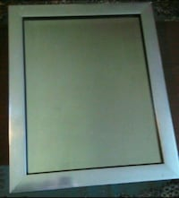 Beveled Mirror With Frame