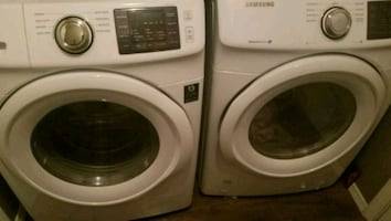 Washer and dryer $!!#!&@!