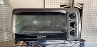 black and gray Black & Decker toaster oven San Diego, 92124