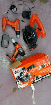 Black and Decker 18v Stockton
