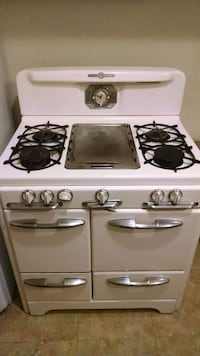Used O Keefe And Merritt Stove And Oven For Sale In Fort