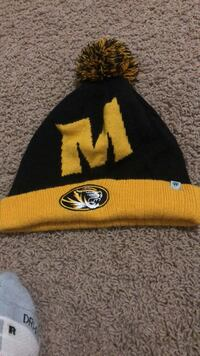 black mizzou Cap Columbia, 65203