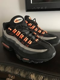 Nike air max 95 size 8.5 Reading, 19601