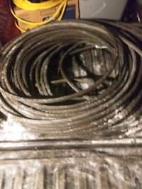 3/4 steel cable