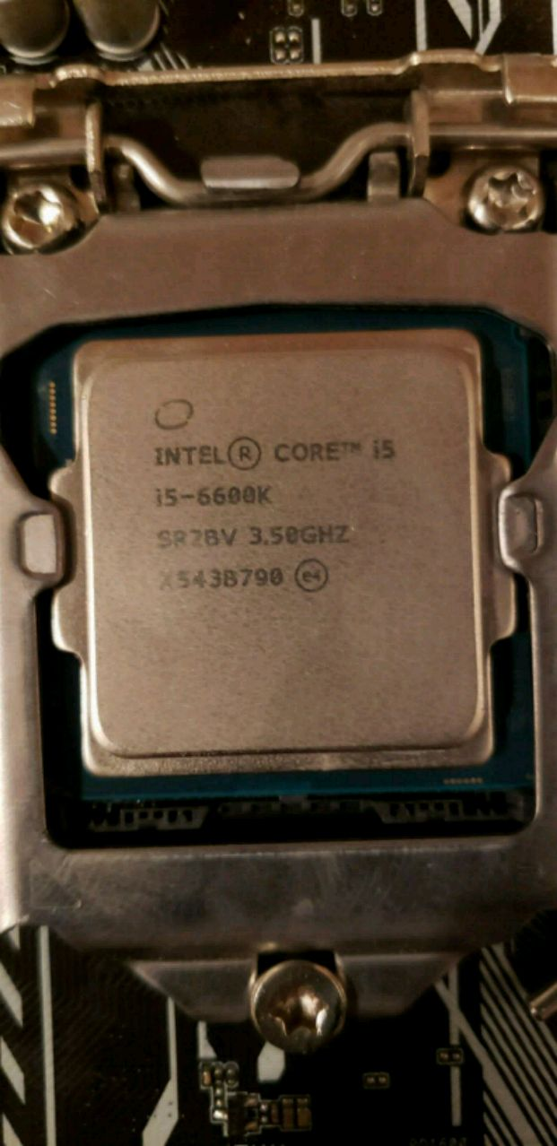 gray Intel Core i5 computer processor for sale  Chesnee