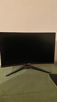 AOC Gaming Monitor Curved 24 İnç