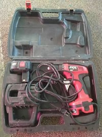 red and black skil cordless drill Doña Ana County, 88007