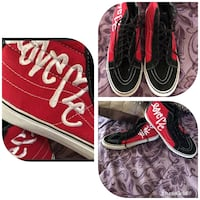"Vans ""LoVe Me"" size 10.5 North Chesterfield, 23114"