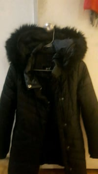 Noize Outerwear Black Winter Jacket Toronto, M9N 3P7