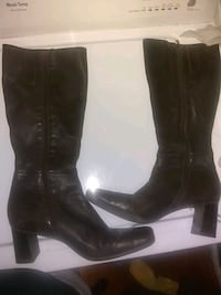 Leather boots worn a handful of times Lockport, 70374