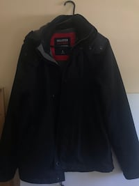 Hollister All-Weather Jacket Small Hamilton, L8S 2C8