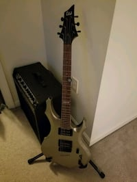 Esp ltd f-50 guitar