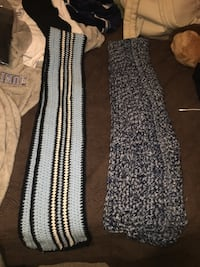 Hand knitted scarves  Pomona, 91766