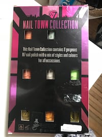 Nail town collection box Toronto, M6P 1T3