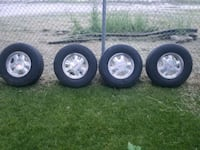 4 tires for sale Lakeshore
