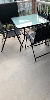 Outdoor patio set Langley, V3A 2C5