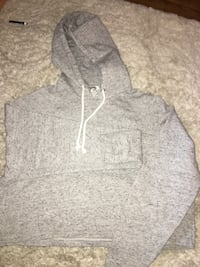 Sweat à capuche zippé gris Courbevoie, 92400