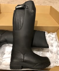 New women's winter riding boots size 7.5/8 Calgary, T2X