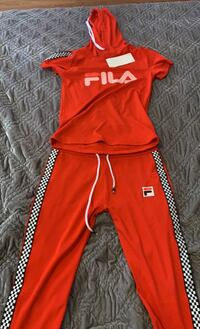 Set 2 peces fila size small and medium to color red and blue Providence, 20024