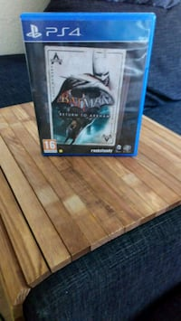 BATMAN RETURN TO ARKHAM PS4 SPEL Landskrona, 261 36