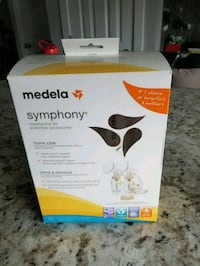 Medela symphony breast pump kit Calgary, T3N 1B6