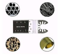 Professional Universal Oscillating Saw Blades for metals