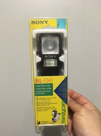 Sony Video Camcorder Lights (2 available) Toronto, M5V