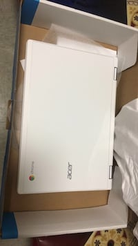 The Acer Chromebook. Lowell, 01852